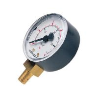 "LUISE manometers diameter 63 mm, 1/4"" buitendraad"
